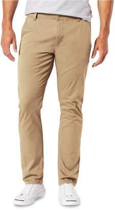Dockers Men Alpha Khaki 360 Skinny Pants