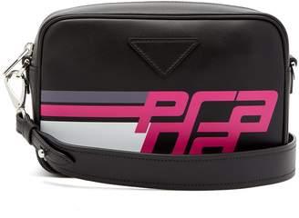 Prada Logo-print cross-body camera bag