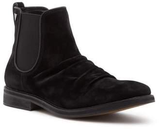 GUESS Jarson Velvet Chelsea Boot