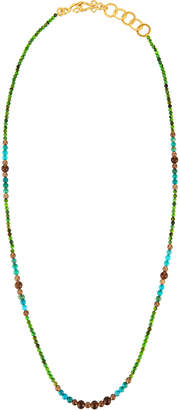 Stephanie Kantis Long Turquoise Beaded Necklace