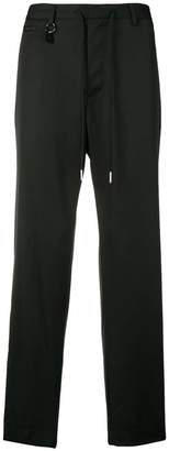 Diesel drawstring tailored trousers