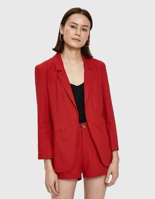 Farrow Eliza Blazer in Red