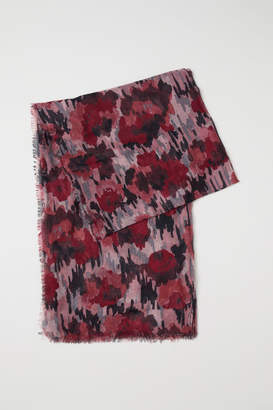 H&M Airy Scarf - Pink