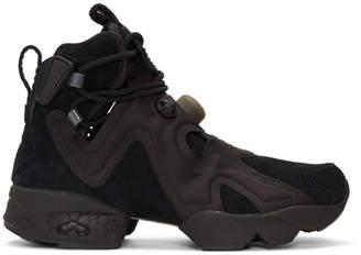 Reebok Classics Black Furikaze Future Sneakers