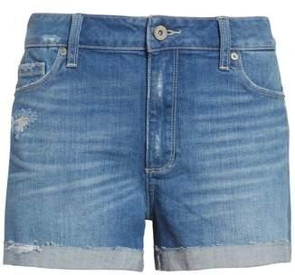 Paige Jimmy Jimmy Cutoff Denim Shorts