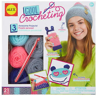 Alex Cool Crochet Kit
