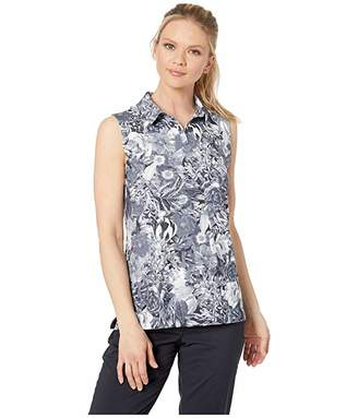 Nike Dry Polo Sleeveless Allover Print SU