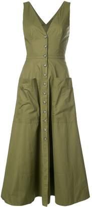 Saloni Zoey Button-Down Dress