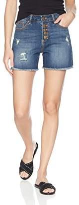 Jag Jeans Women's Jules Cut Off Short