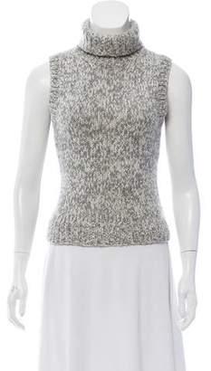 Michael Kors Cashmere Sleeveless Sweater
