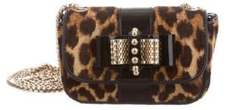 Christian Louboutin Sweet Charity Shoulder Bag Brown Sweet Charity Shoulder Bag