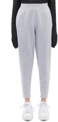 alexanderwang.t Wool blend knit jogging pants