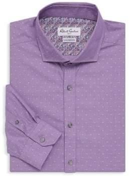 Robert Graham Dolo Dot Dress Shirt