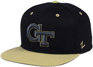 Zephyr Georgia-Tech Phantom Snapback Cap