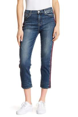 Hudson Zoeey High Waist Crop Jeans (Reform)