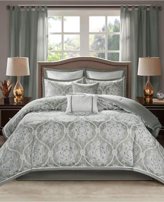 Madison Park Dora 8-Pc. California King Comforter Set Bedding
