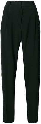 Mauro Grifoni high waisted flared trousers