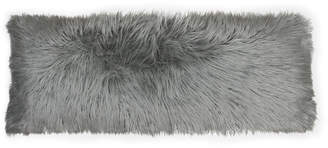 Thro Kari Keller Faux Fur Body Pillow