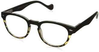 Peepers Unisex-Adult London Bridge 2184250 Round Reading Glasses