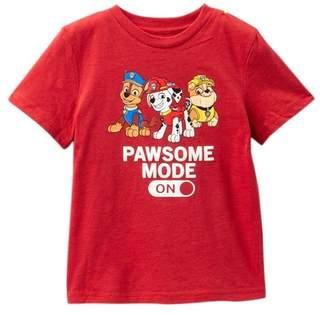 JEM Pawsome Mode Tee (Toddler Boys)