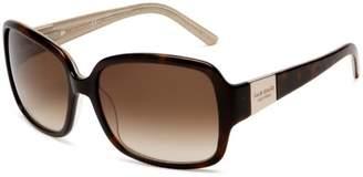 Kate Spade Women's Lulu Tortoise/Gold/Brown Gradient Lens Sunglasses