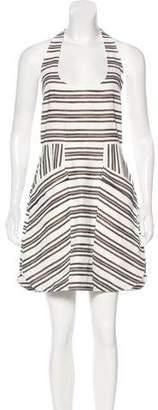 A.L.C. Striped Mini Dress w/ Tags