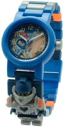 Lego Nexo Knights Clay Kids' Minifigure Link Watch