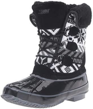 Khombu Women's Mayana Snow Boot $41.42 thestylecure.com