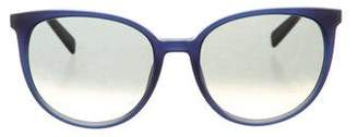 Celine Gradient Cat-Eye Sunglasses