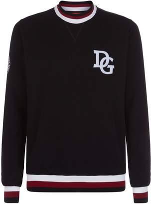 Dolce & Gabbana King Print Sweatshirt