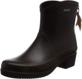 Aigle Womens Miss Juliette Bottillon Rubber Boots 38 EU