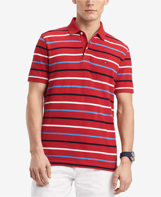 Tommy Hilfiger Men's Moor Stripe Polo
