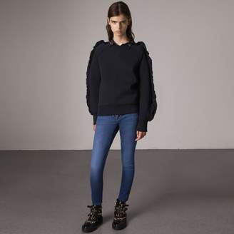 Burberry Skinny Fit Low-rise Power-stretch Jeans