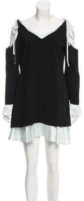 Cinq à Sept Aras Mini Dress