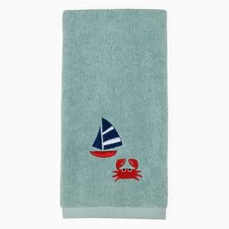 Saturday Knight Ltd. Saturday Knight, Ltd. Set Sail Hand Towel