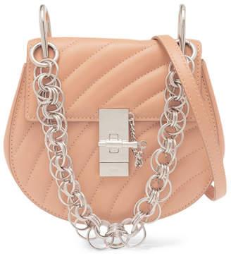 Chloé Drew Bijou Crossbody Mini Blushy Pink
