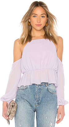 Lovers + Friends Bebe Blouse