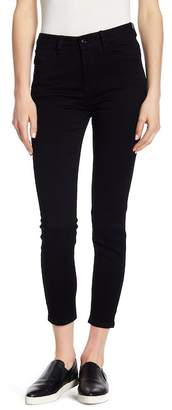 Kensie Clean High Rise Ankle Skinny Jeans