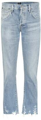 Citizens of Humanity Emerson cropped mid-rise jeans
