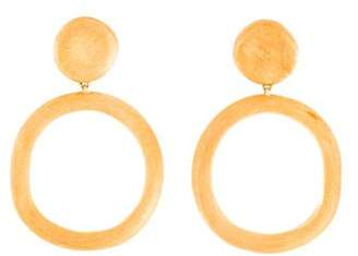 Marco Bicego 18K Jaipur Circle Drop Earrings