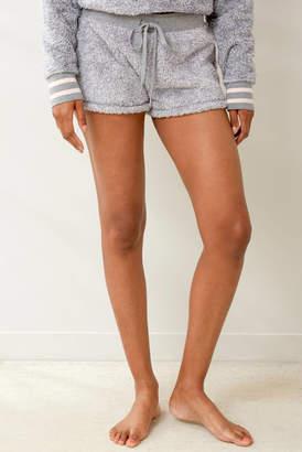 PJ Salvage Grey Cozy Short Grey S