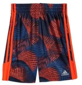 adidas Boy's Amplified Striped Shorts