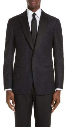 Emporio Armani G-Line Trim Fit Wool Dinner Jacket