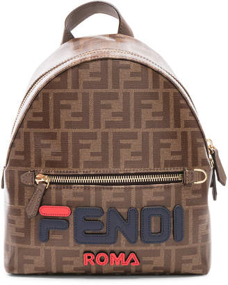 Fendi x FILA Small Logo Backpack