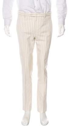 Gucci Striped Twill Pants