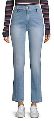 Frame Women's Ashton Slender Denim Trousers