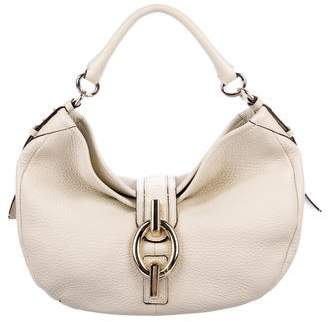 Diane von Furstenberg Leather Sutra Hobo