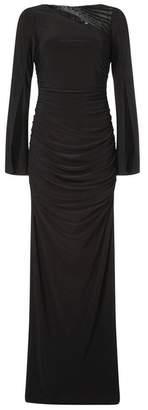 Adrianna Papell Long Jersey Dress