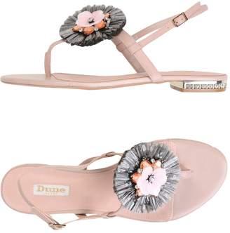 Dune London Toe strap sandals