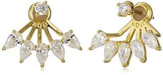 Noir Adelaide Gold Earring Jacket